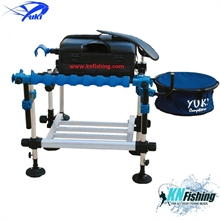 YUKI ANGLER COMPETITION FISHING SEATBOX 69 x 52cm