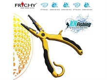 FRICHY X16 ALUMINIUM FISHING PLIERS TOOLS FISHING RED