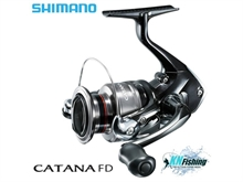 SHIMANO CΑΤΑΝΑ 4000 SPINNING REELS NEW DESIGN