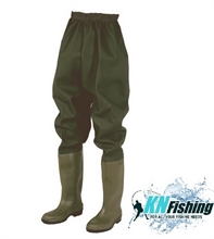 YUKI PVC TROUSER BOOT NYLON HIGH BOOT FISHING