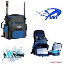 YUKI COSTA CARRYALL BAG 30cm x 25cm x40m FISHING