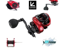 TAILWALK BASAL VT73R / VT73L BAITCASTING JIGGING BOAT FISHING REEL