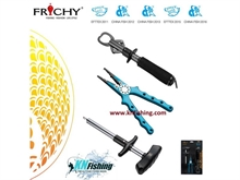 FRICHY X83 QUALTY SALTWATER FISHING COMBO TOOLS PLIERS FISHING