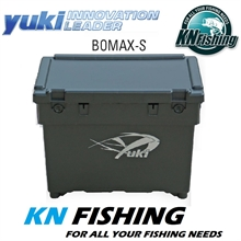 YUKI MAXY BOX SIMPLE LARGE FISHING BOX 54 x 36 x 43cm
