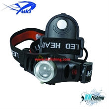 YUKI ADVANCE MG FISHING HEADLAMP SUPER STRONG