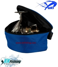 YUKI REELS STORAGE FISHING BAG 20 x 11 x 17cm
