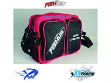 FISHUS COMPACT SPIN FISHING BAG 29 x 23 x 9cm