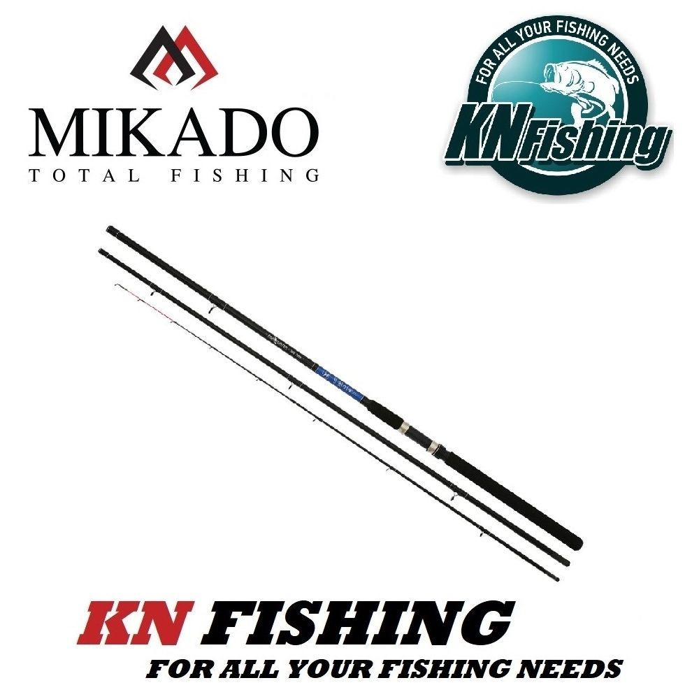 MIKADO FISH HUNTER FEEDER FISHING ROD (3.00m - 3.30) 100g