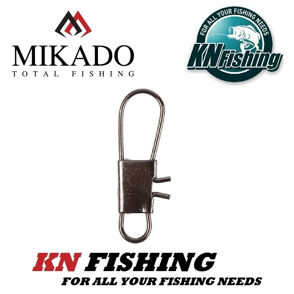 MIKADO HX6002 SNAP SIZE 1 2 AND 3 10PCS