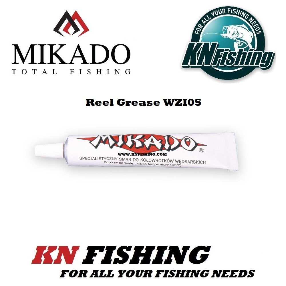 MIKADO WZI05 GREASE REEL MAINTENANCE SERVICE
