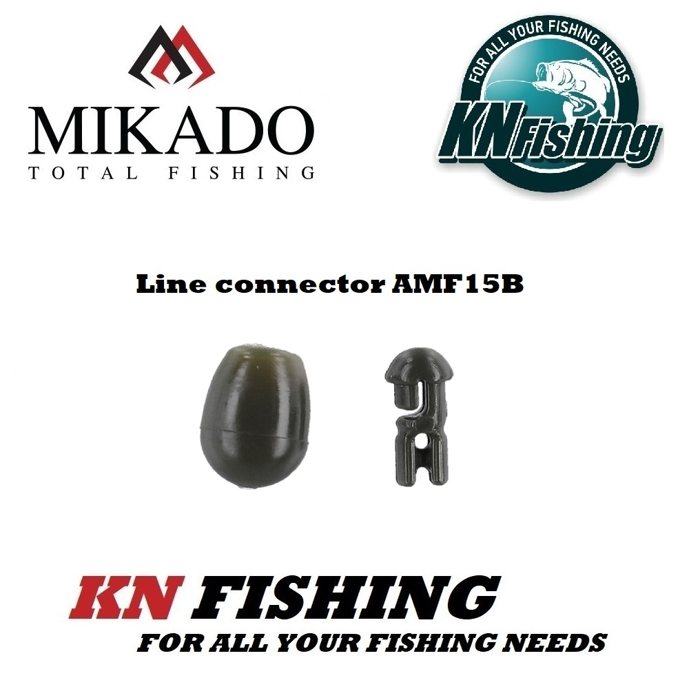 MIKADO MF LINE CONNECTOR BROWN size M