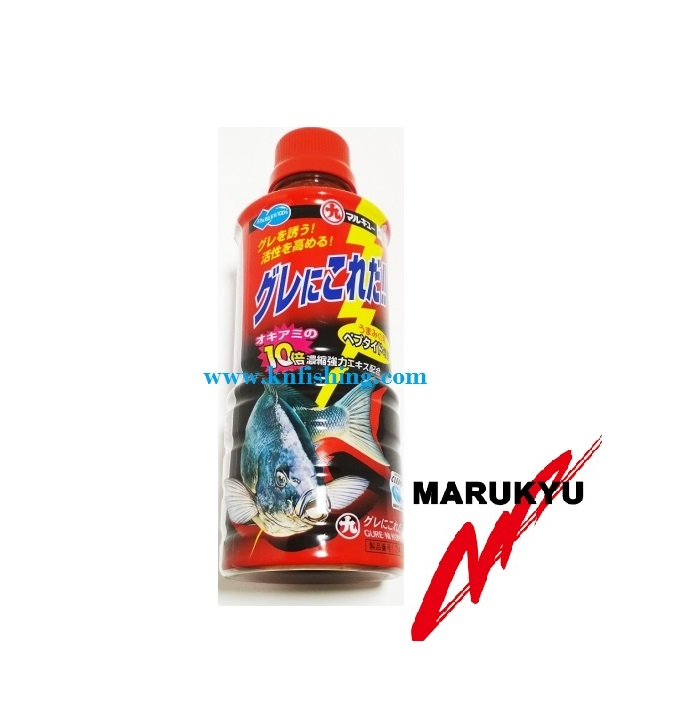 MARUKYU GURE NI KOREDA LIQUID ATTRACTANT BAIT 400ml