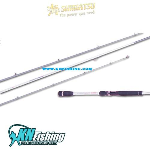 SHIMATSU EGINIO 832EN 2.0 3.5 EGING ROD SPINNING SQUID CUTTLEFISH SEA FISHING