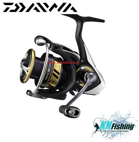 DAIWA LEGALIS LT 3000 CXH FISHING REEL MATCH FEEDER SPINNING