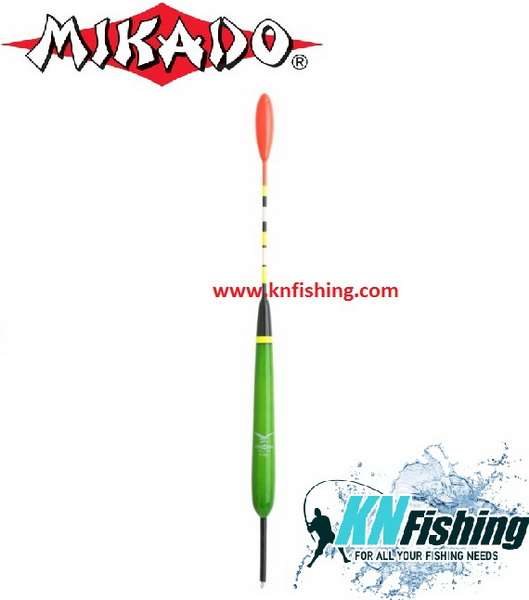 MIKADO SMP-006 MOVABLE FLOAT WITH BUBBLE TOP (3gr - 6gr)