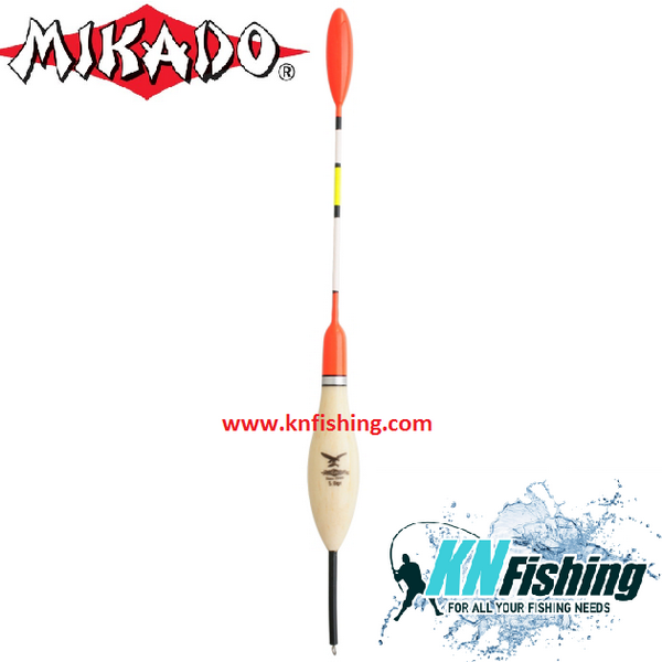 MIKADO SMP-007 MOVABLE FLOAT WITH BUBBLE TOP (3gr - 6gr)