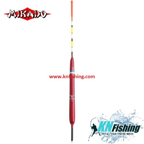 MIKADO SMP-001 MOVABLE FLOAT 4.5mm (3g - 8gr)