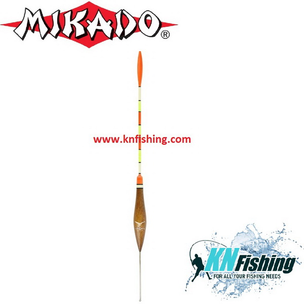 MIKADO SMP-010 MOVABLE FLOAT WITH BUBBLE TOP (4gr - 8gr)