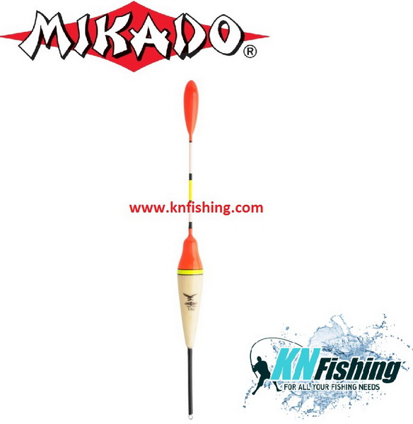 MIKADO SMP-027 MOVABLE FLOAT WITH BUBBLE TOP (2gr - 6gr)