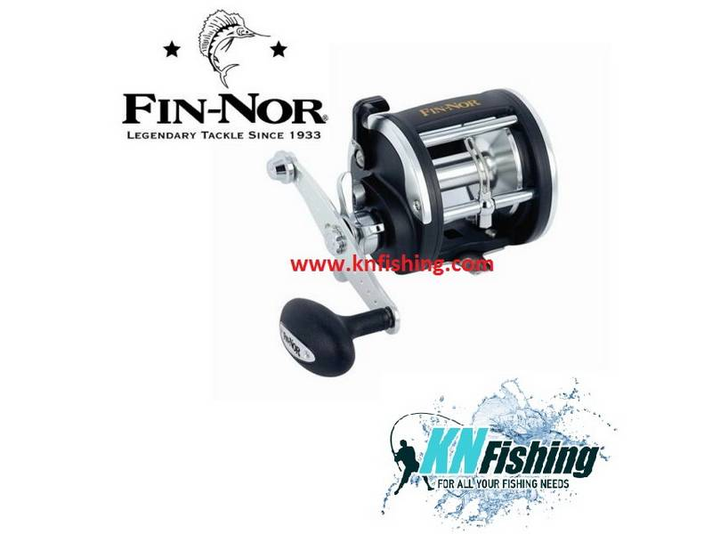 FIN NOR SPORTFISHER SD TROLLING FISHING REEL 230LW