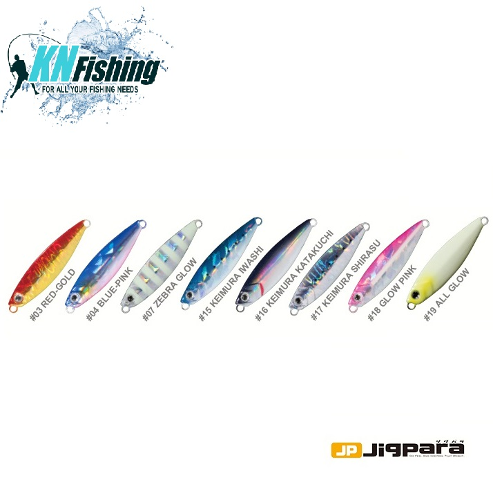 MAJOR CRAFT JIGPARA MICRO SLIM SHORE JIGGING NORMAL 10GR 15GR SEAFISHING