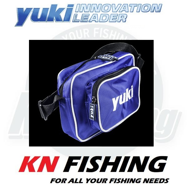 YUKI SAMOA BAG 30X20X10 SMALL PRACTICAL TACKLE BAG