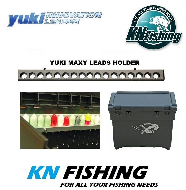 YUKI SINKER SUPPORT DRAWER LEADS HOLDER 17 SUPPORTS