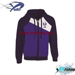 YUKI CHAMPION SWEATSHIRT FISHING HOODIE