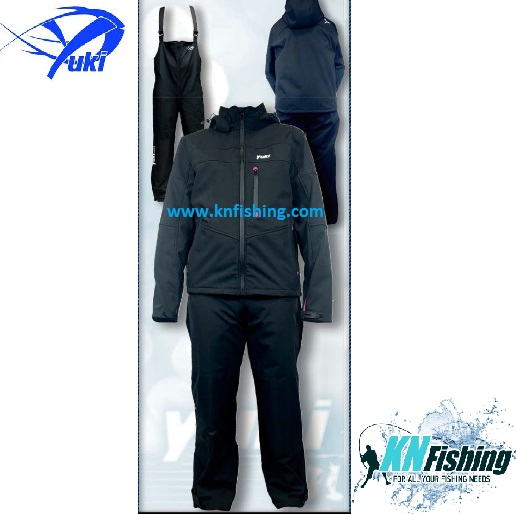 YUKI COMPLETE SOFTSHELL FISHING CLOTHING