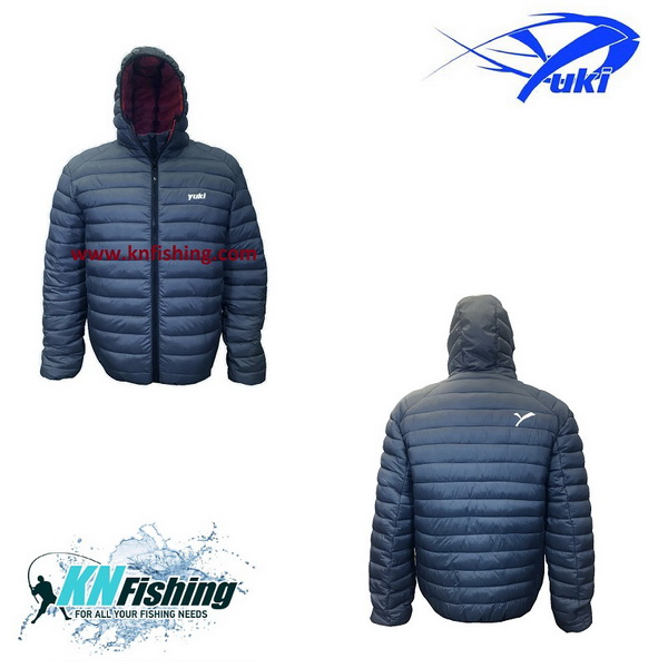 YUKI JACKET FINE FISHING CLOTHING