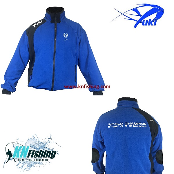 YUKI EQFP POLAR FISHING FLEECE CLOTHING