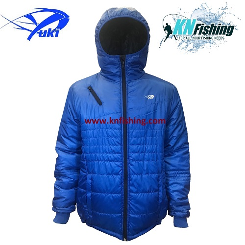YUKI EQ24 REVERSIBLE FISHING JACKET CLOTHING