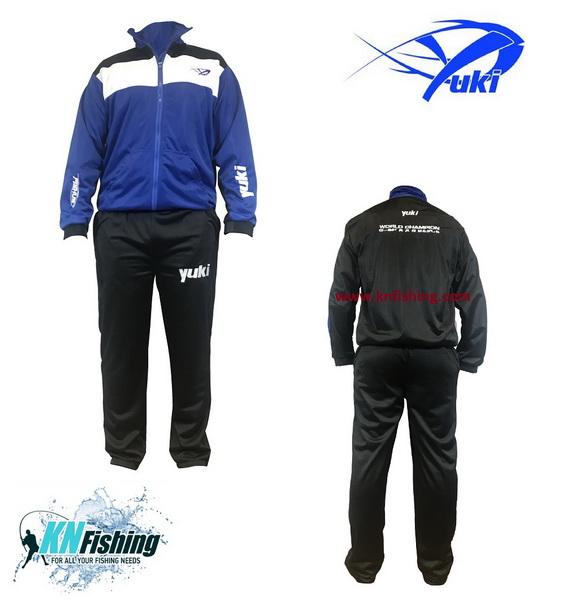 YUKI TRACKSUIT FISHING CLOTHING