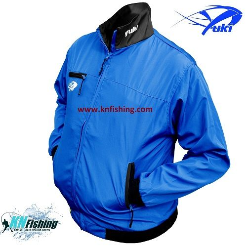 YUKI DELUXE WATERPROOF FISHING JACKET